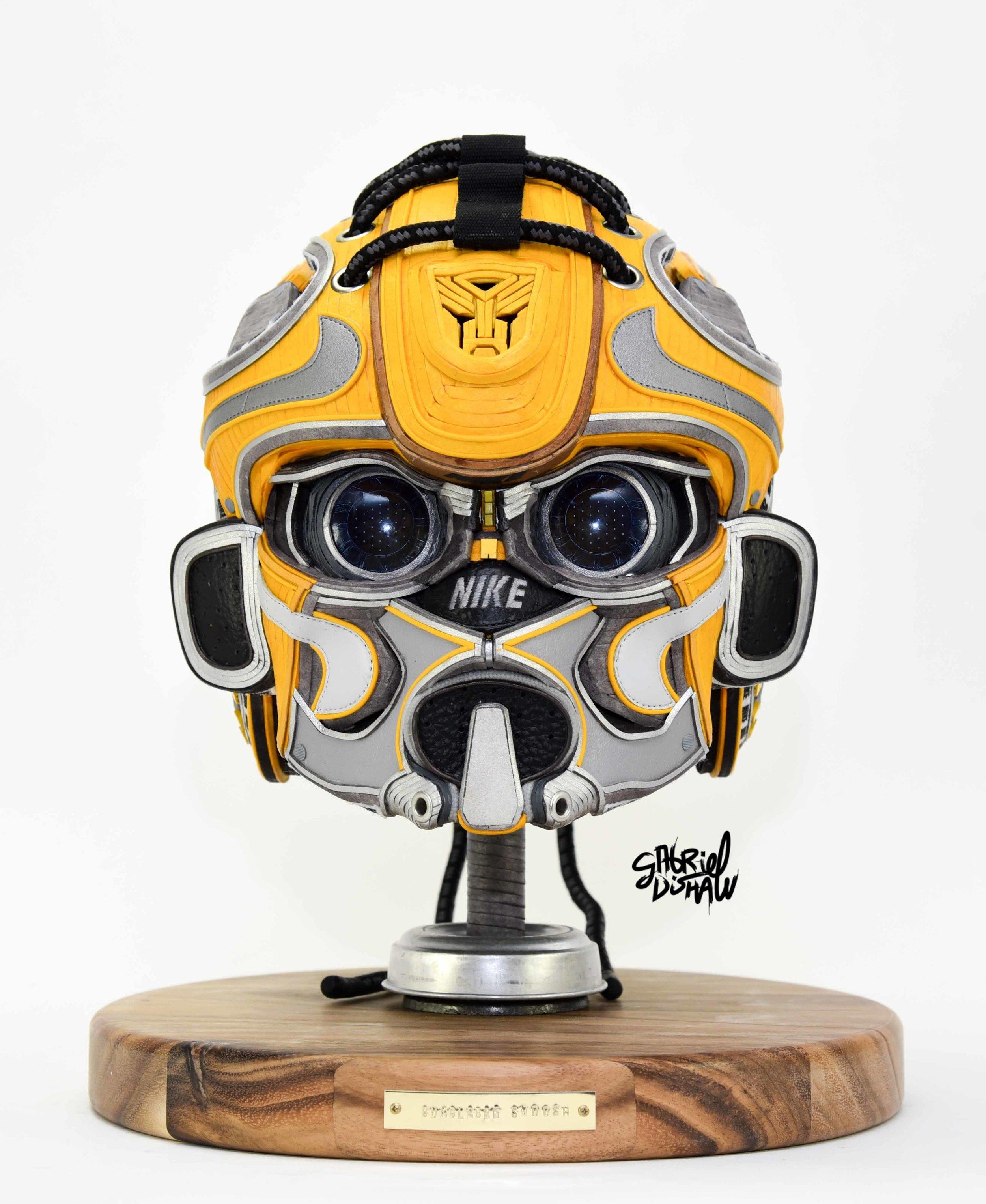 Bumblebee Swoosh -