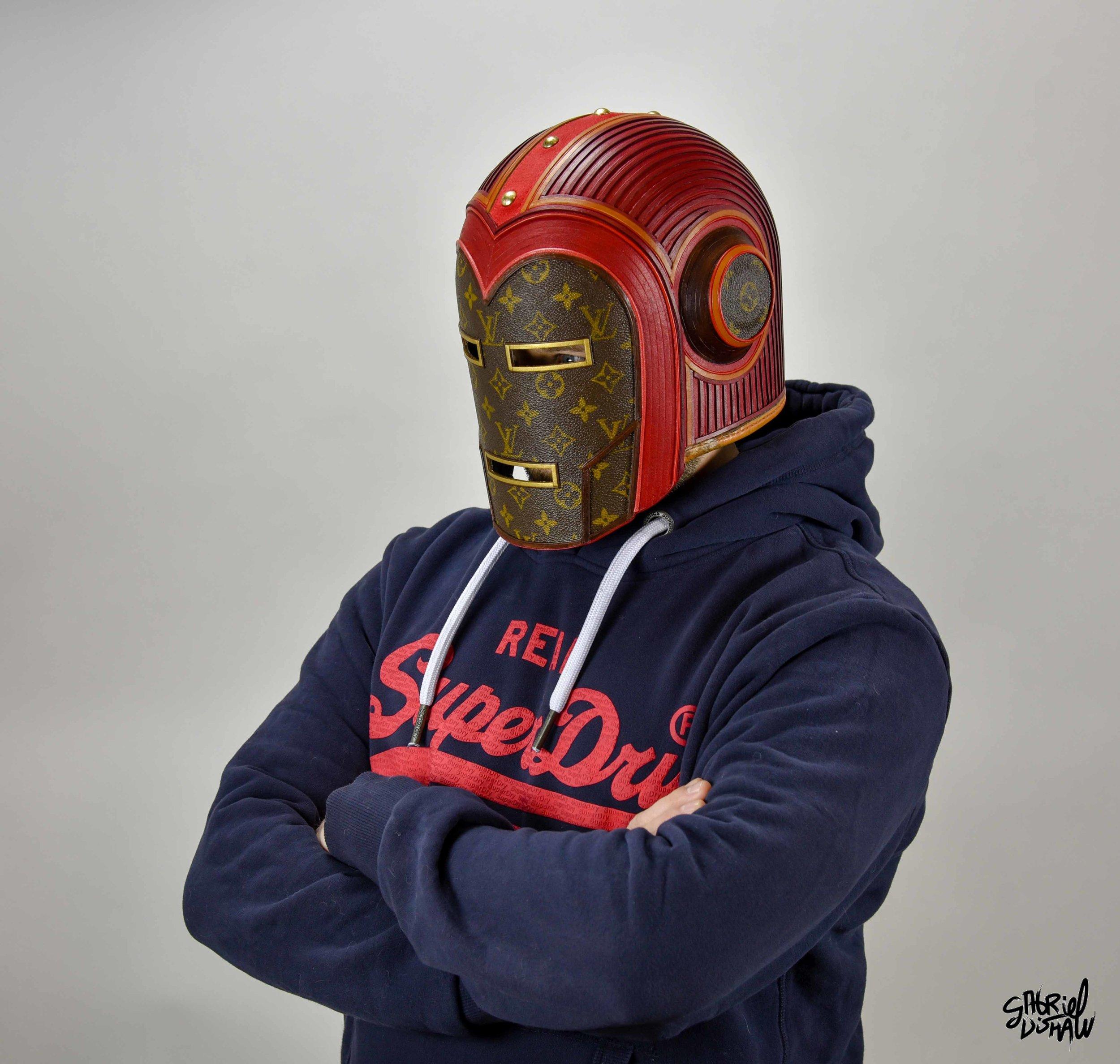 Gabriel Dishaw wearing Vintage Iron Man LV-0290.jpg