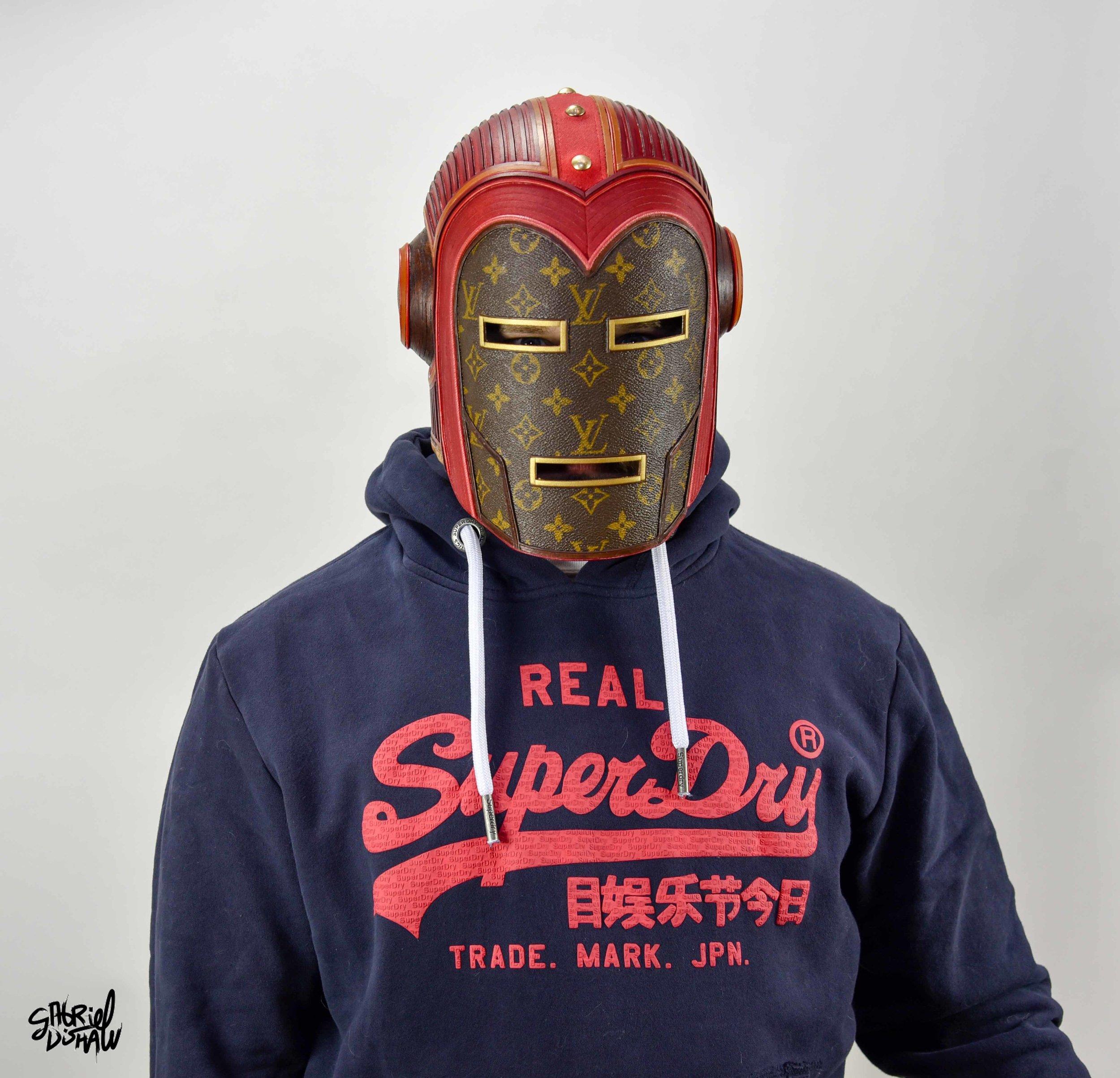 Gabriel Dishaw wearing Vintage Iron Man LV-0334.jpg