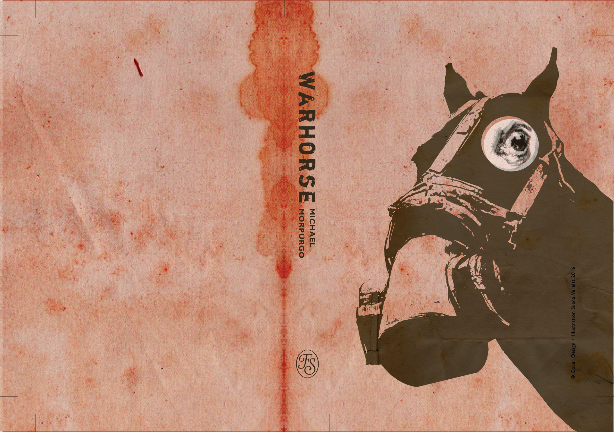 warhorse, cover