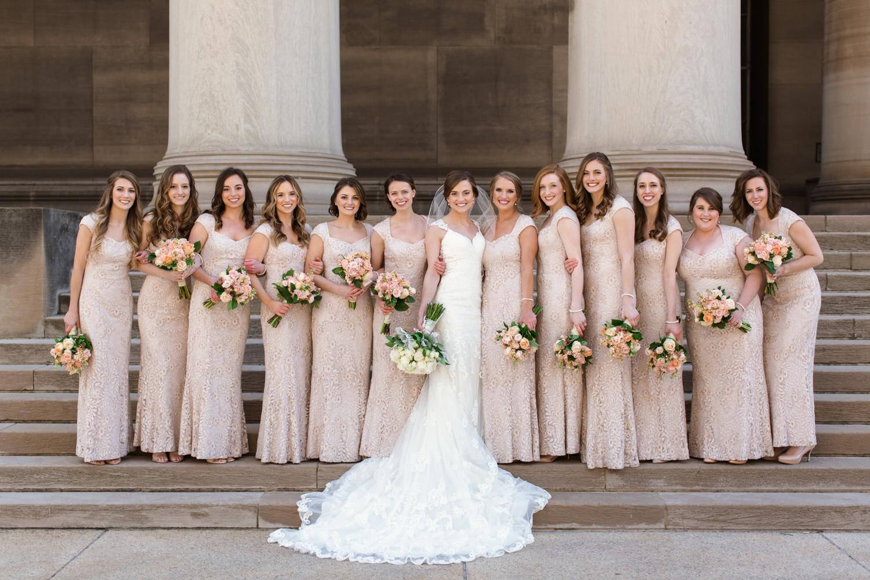 Pittsburgh Bridesmaids