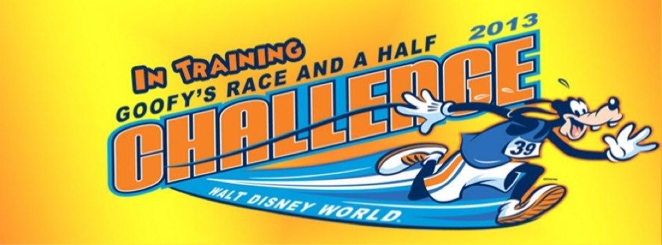 "Running a Half Marathon on one day, followed by a Full Marathon the next day is just plain ""Goofy""!"