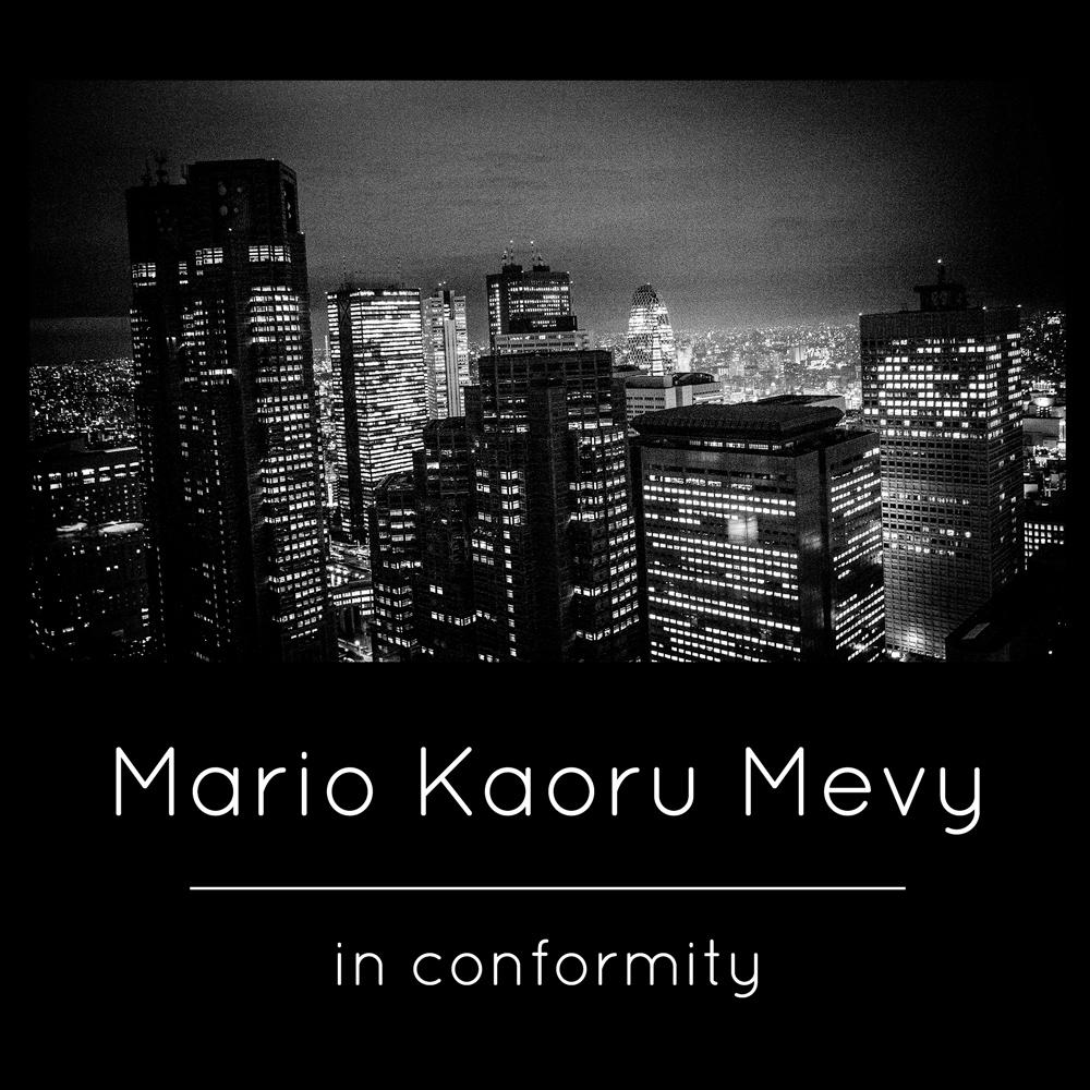 in conformity