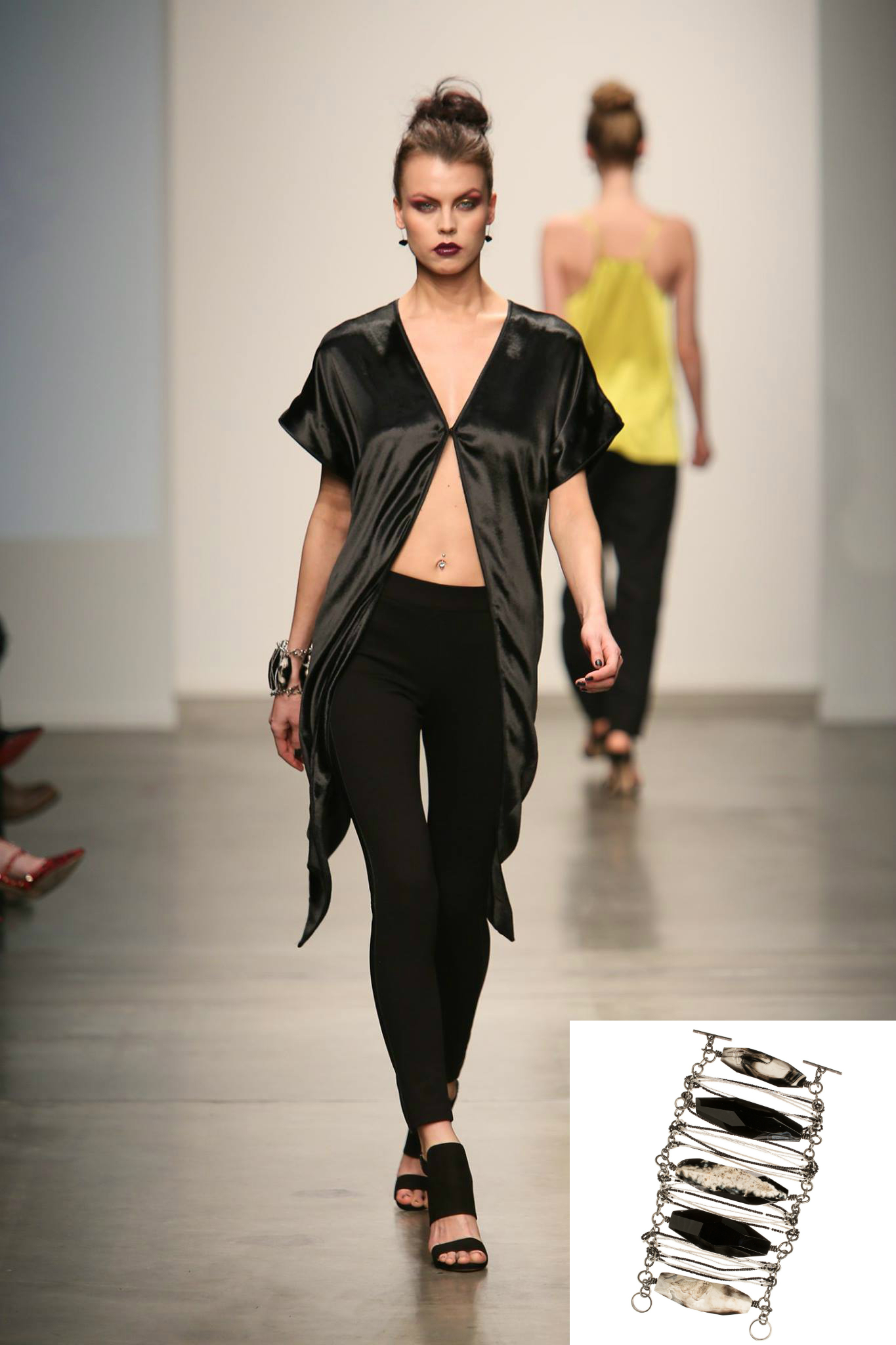 Nolcha New York Fashion Week