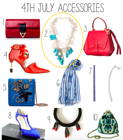 Monday Must Haves: 4th of July Accessories