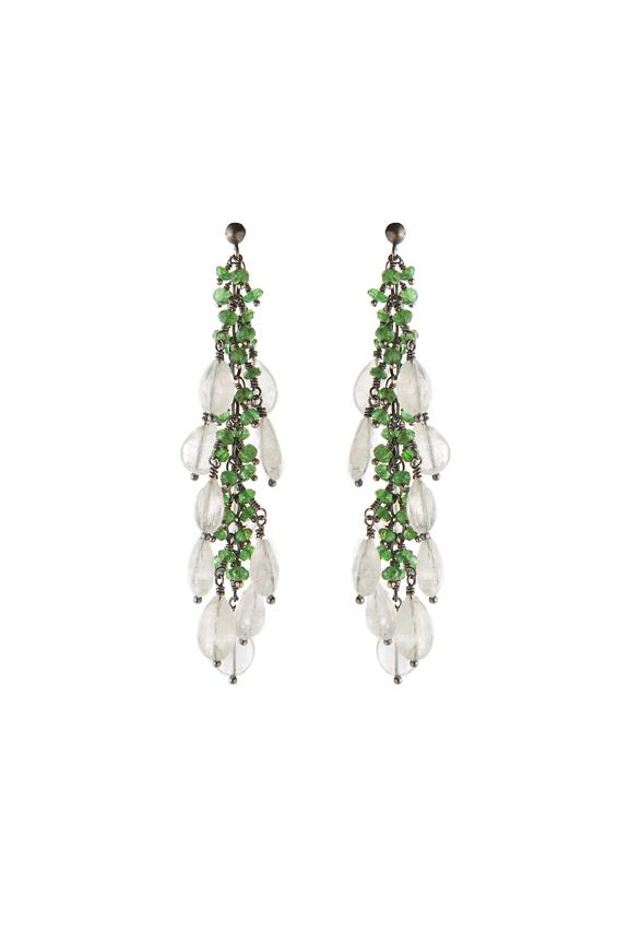 Undina Collection: Lacrimae earrings