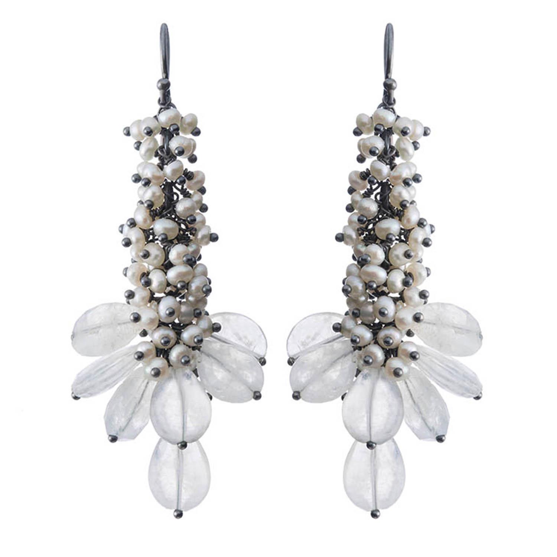 Michelle Pajak-Reynolds Undina Collection Assana Earrings