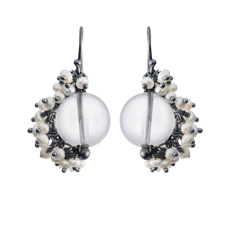 Michelle Pajak-Reynolds Undina Collection Venus earrings