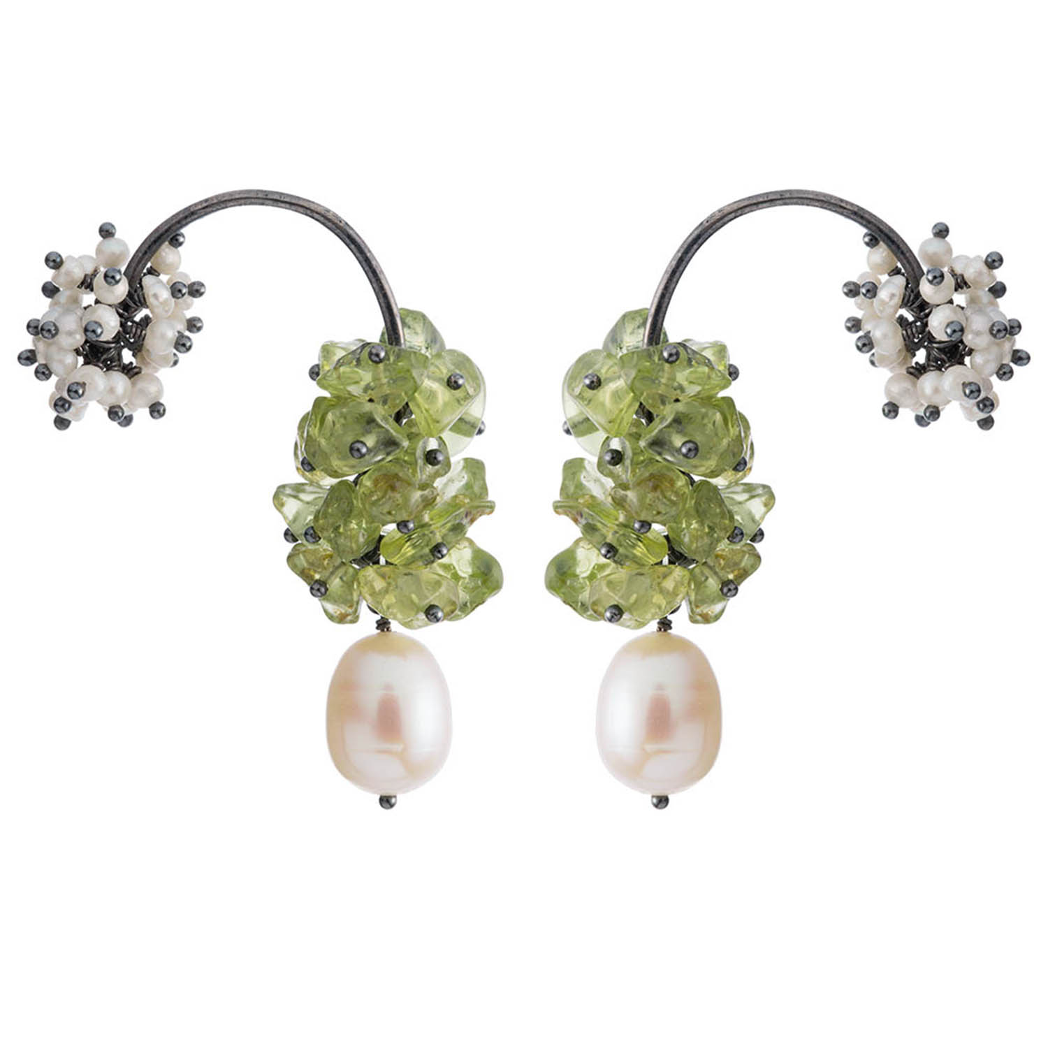 Michelle Pajak-Reynolds Undina Collection Talulah Earrings