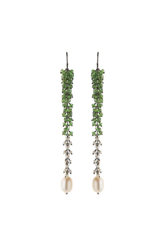 Michelle Pajak-Reynolds Undina Collection Talora Earrings