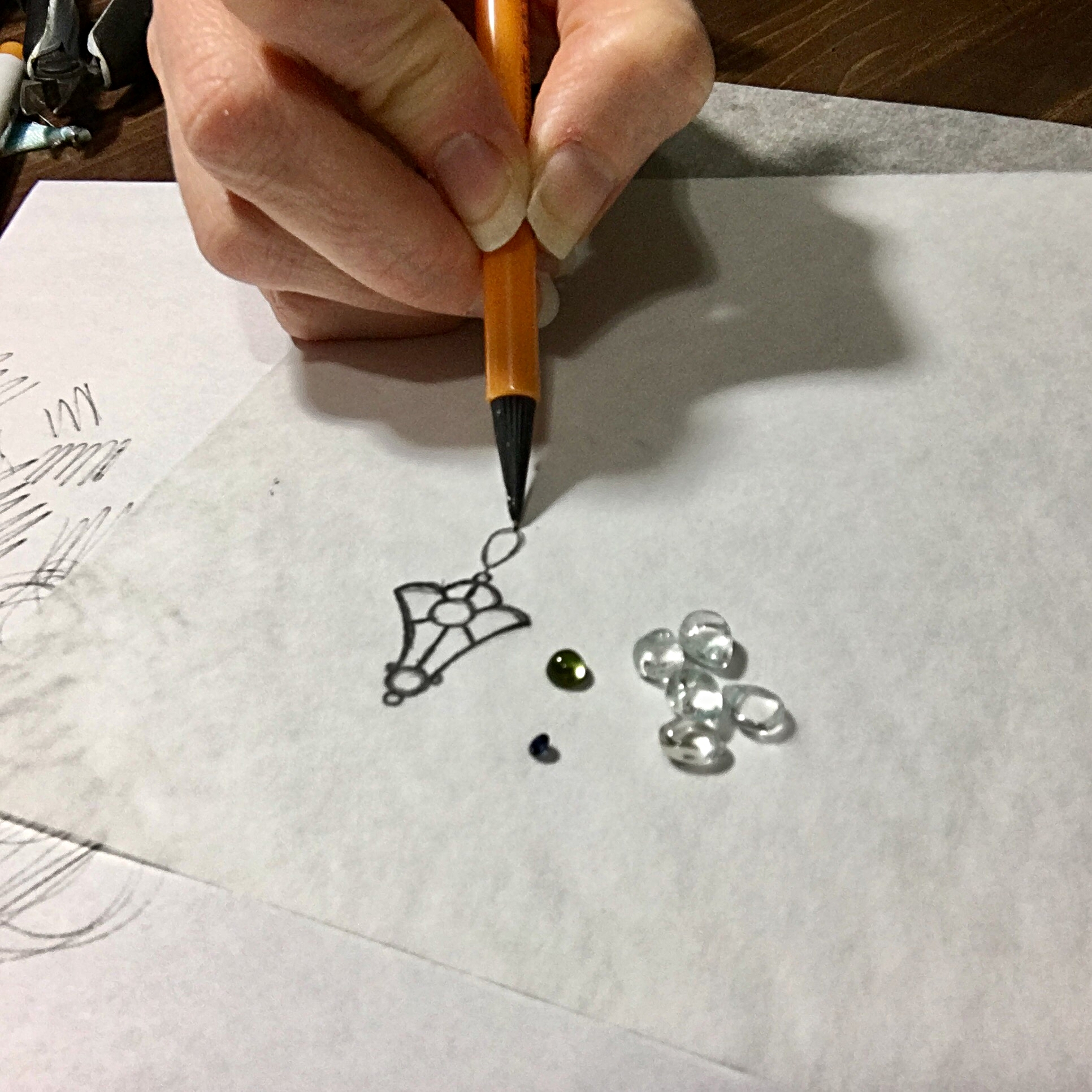 creating a working sketch
