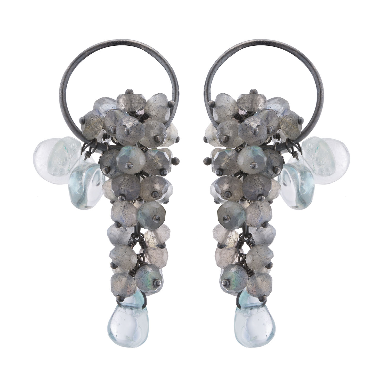 Undina Collection: Pelagia earrings