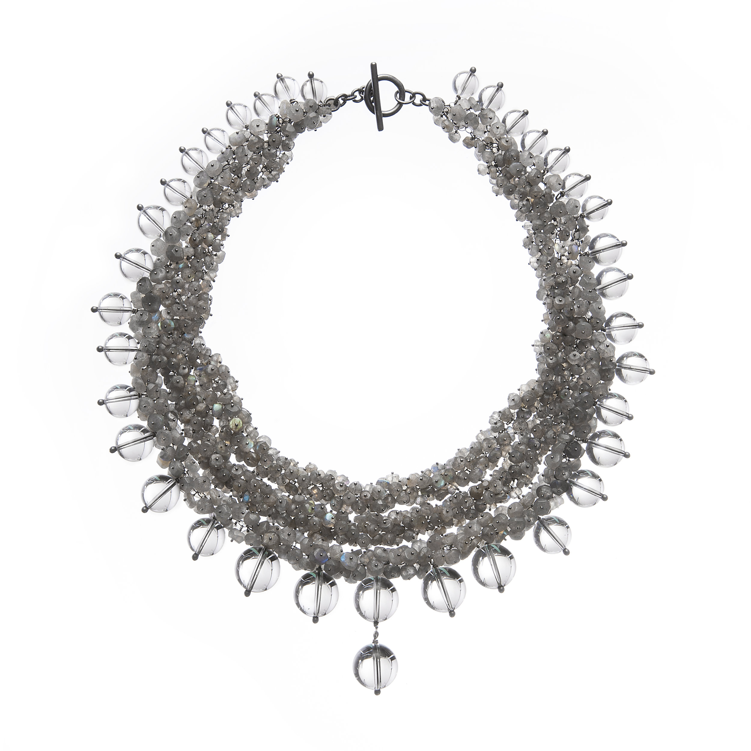 Undina Collection: Luna necklace