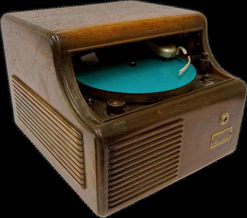 SoundScriber Disc Recorder