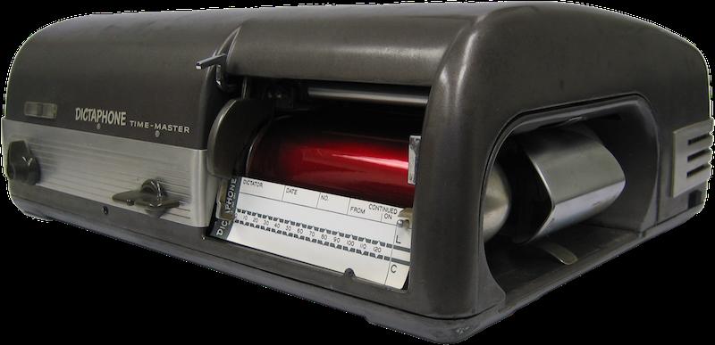 Dictaphone Dictabelt Recorder