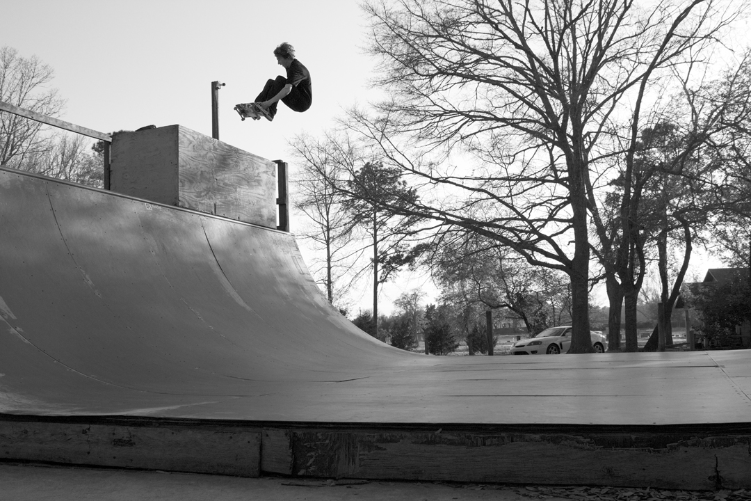 Lien Tail - The Skate Barn - Hampstead, NC