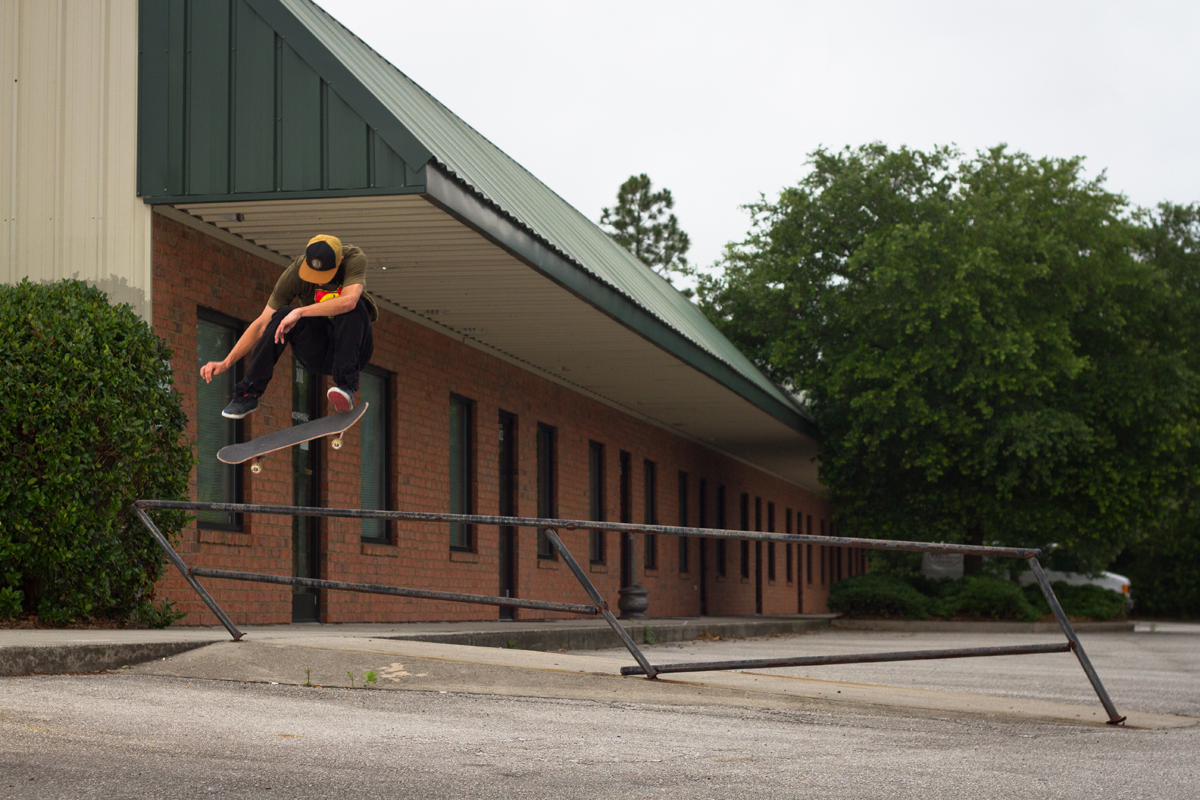 Switch Frontside Flip