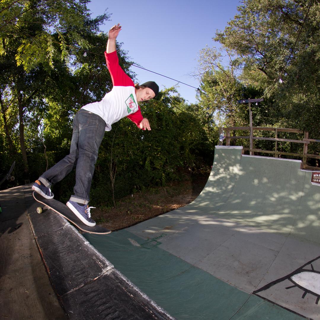 Brandon Crockett - Backside Smith
