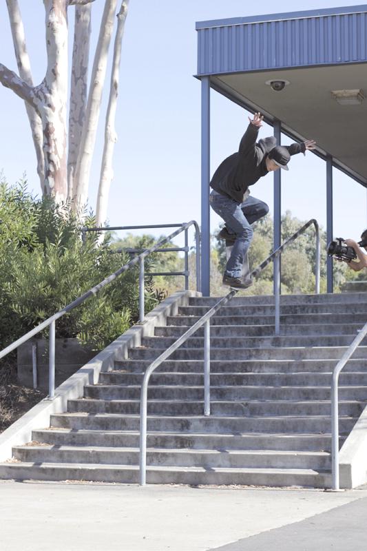 Gary Bolos - Backside Overcrook