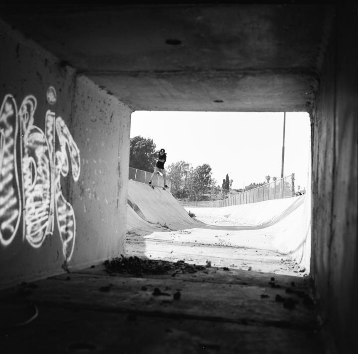 Ryan Rullman - Tailslide. Oceanside, CA.