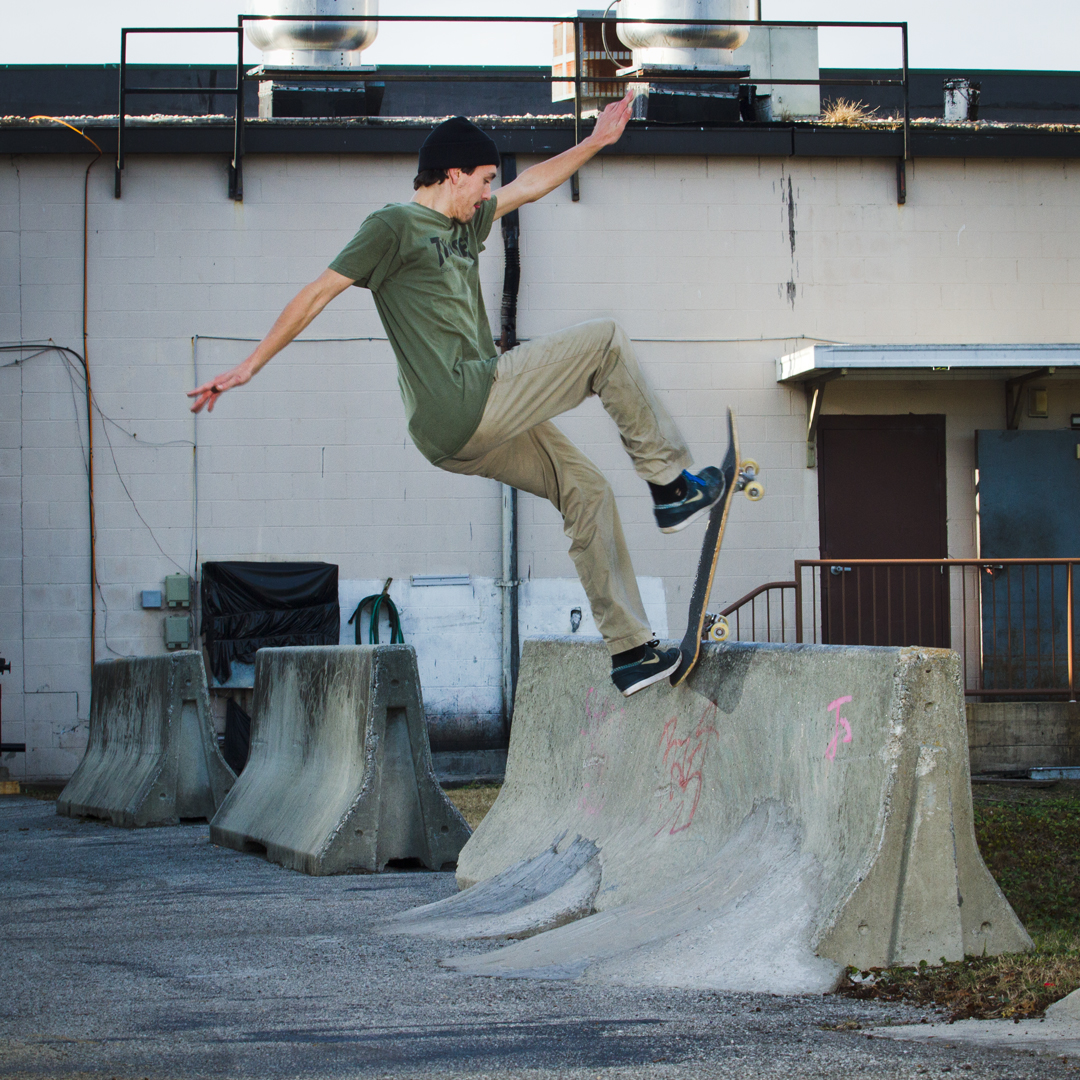 Will Smith - Front blunt