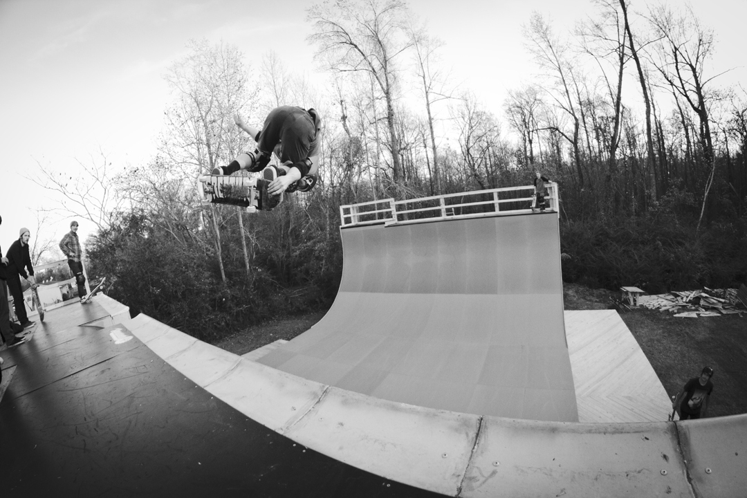 Brian Drake - Backside tailgrab
