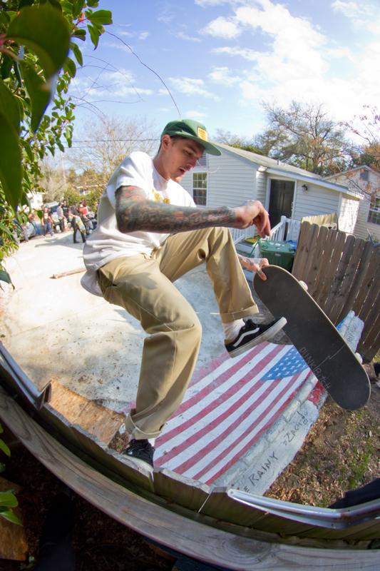 Nick Bland - Sweeper