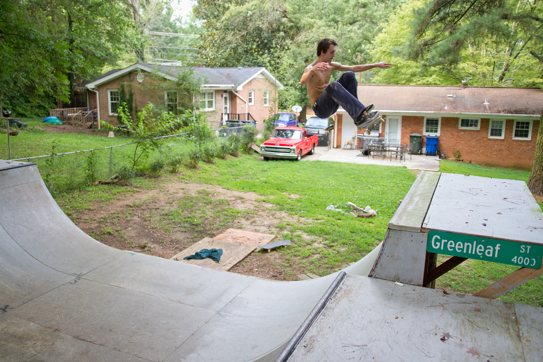 Will Smith - Frontside Ollie