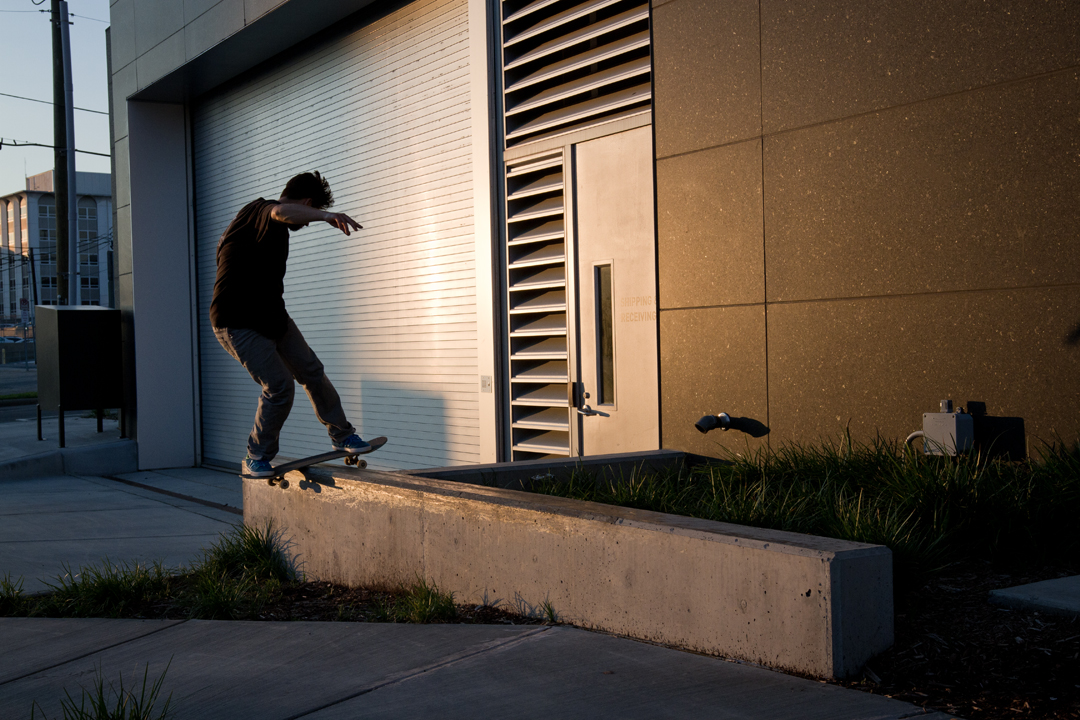 Jed Shooter - Gap Front Board