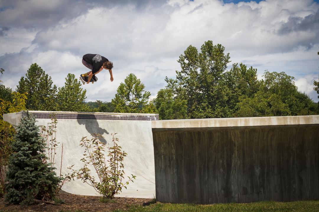 Wells Shaw - Indy Grab - Waynesville, NC