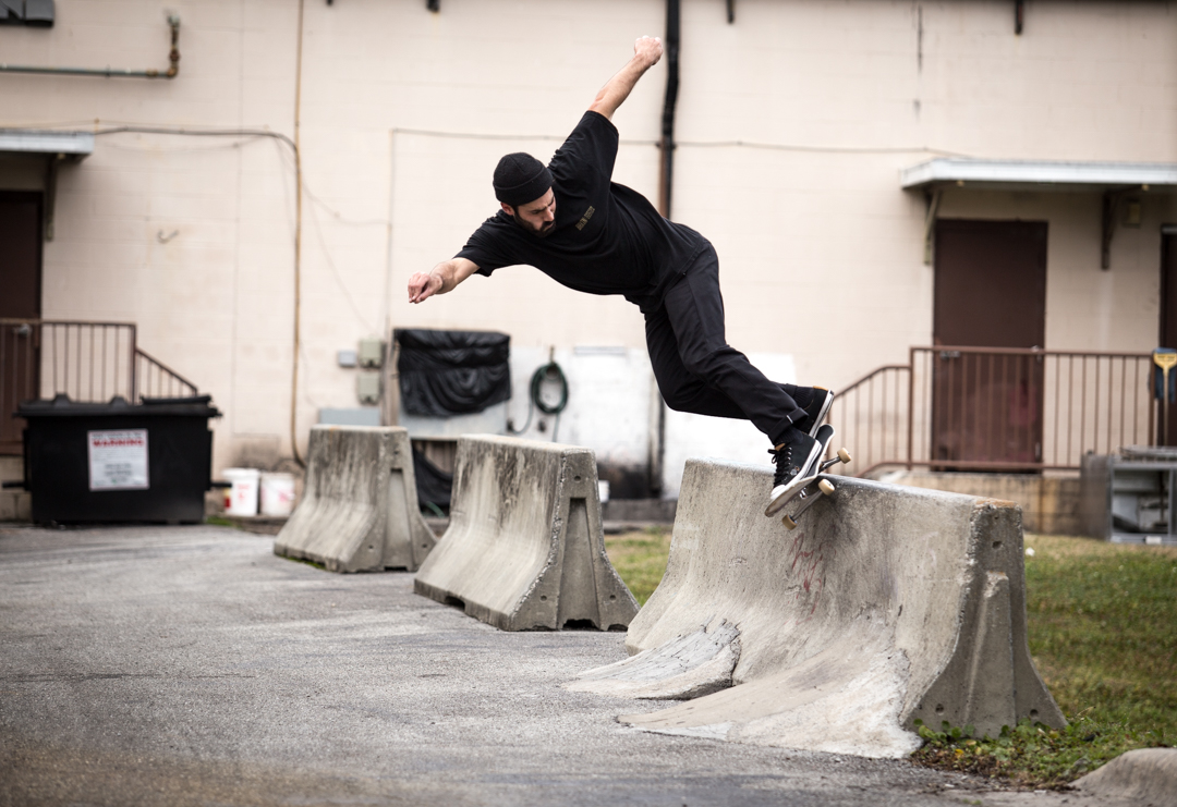 Timmy brought forth a back smith. Shot for Dustbiter Supply.