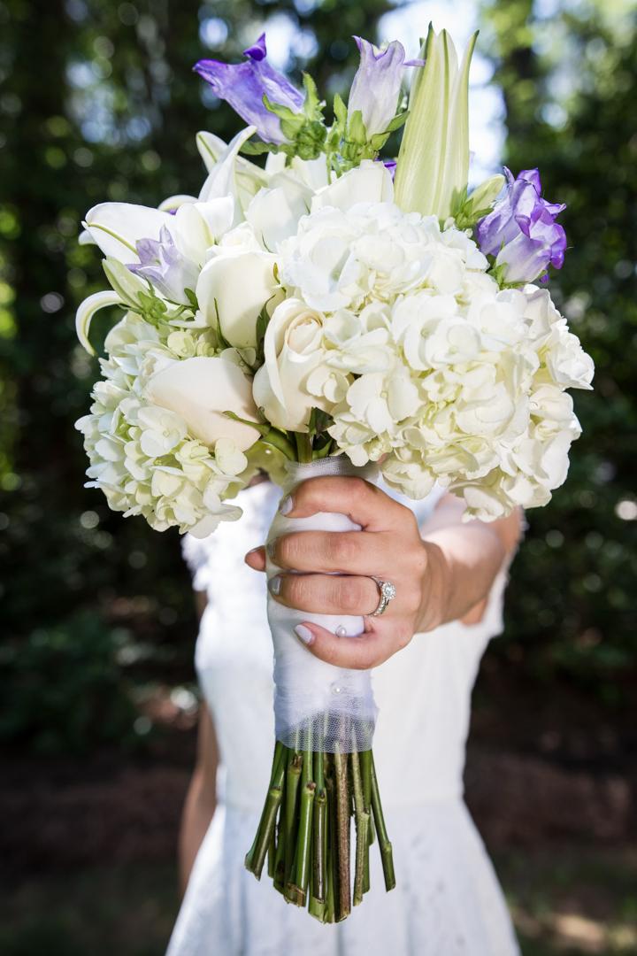 Can't beat a good bouquet.