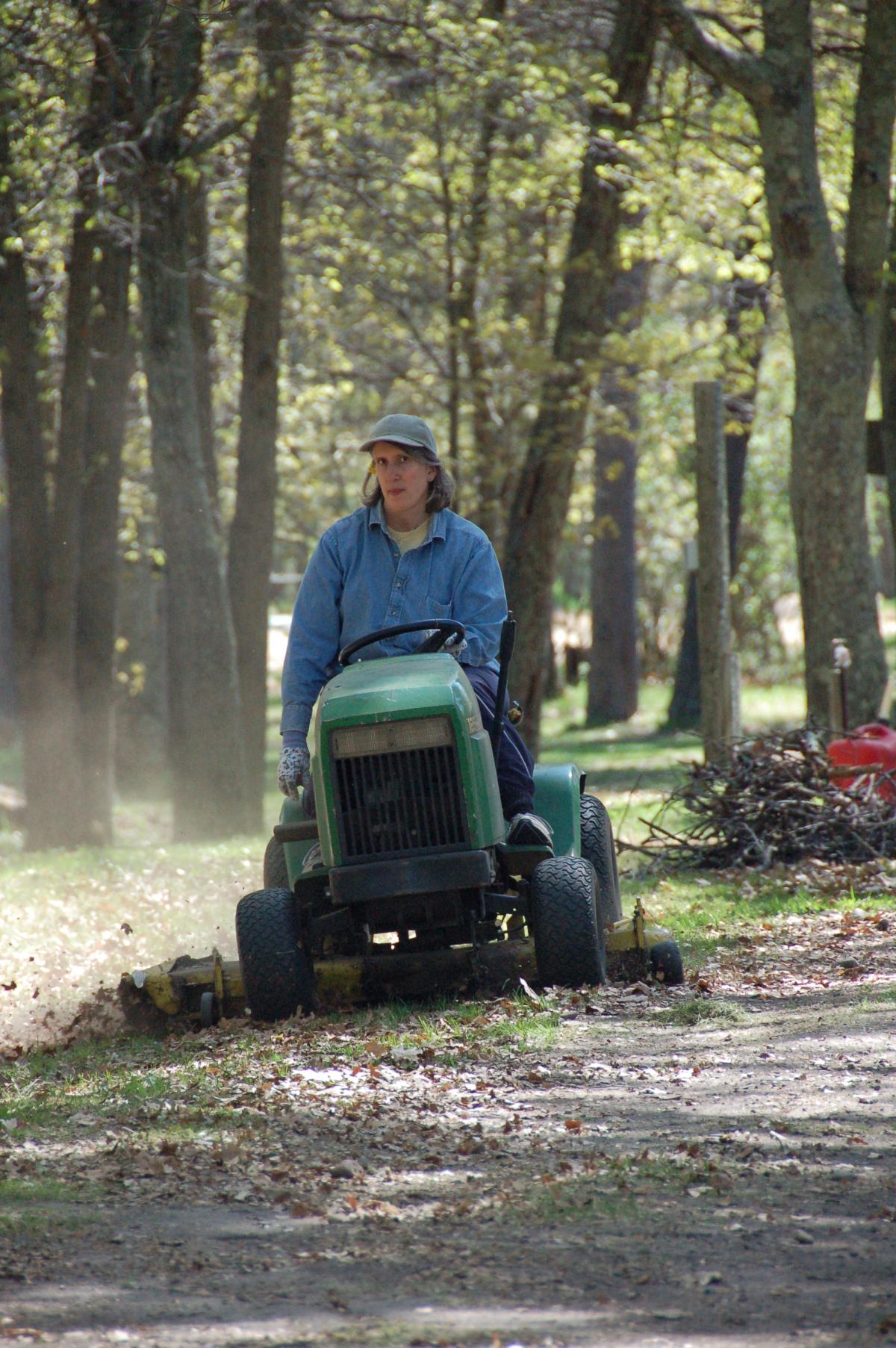 Dusty Mower