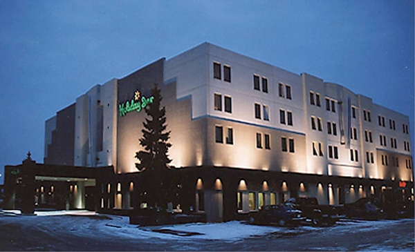 Holiday Inn Hotel   (Red Deer, Alberta)