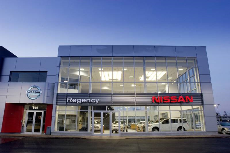Nissan Regency Auto Show Room  (Vancouver, BC)