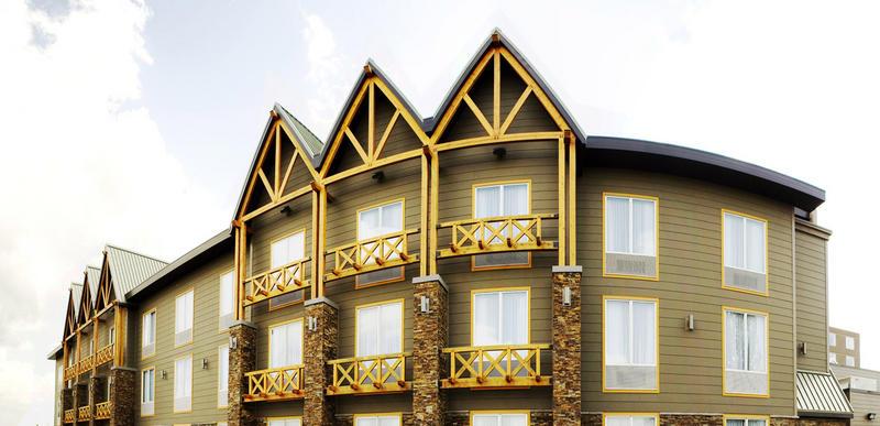 Holiday Inn Edmonton  (Edmonton, Alberta)
