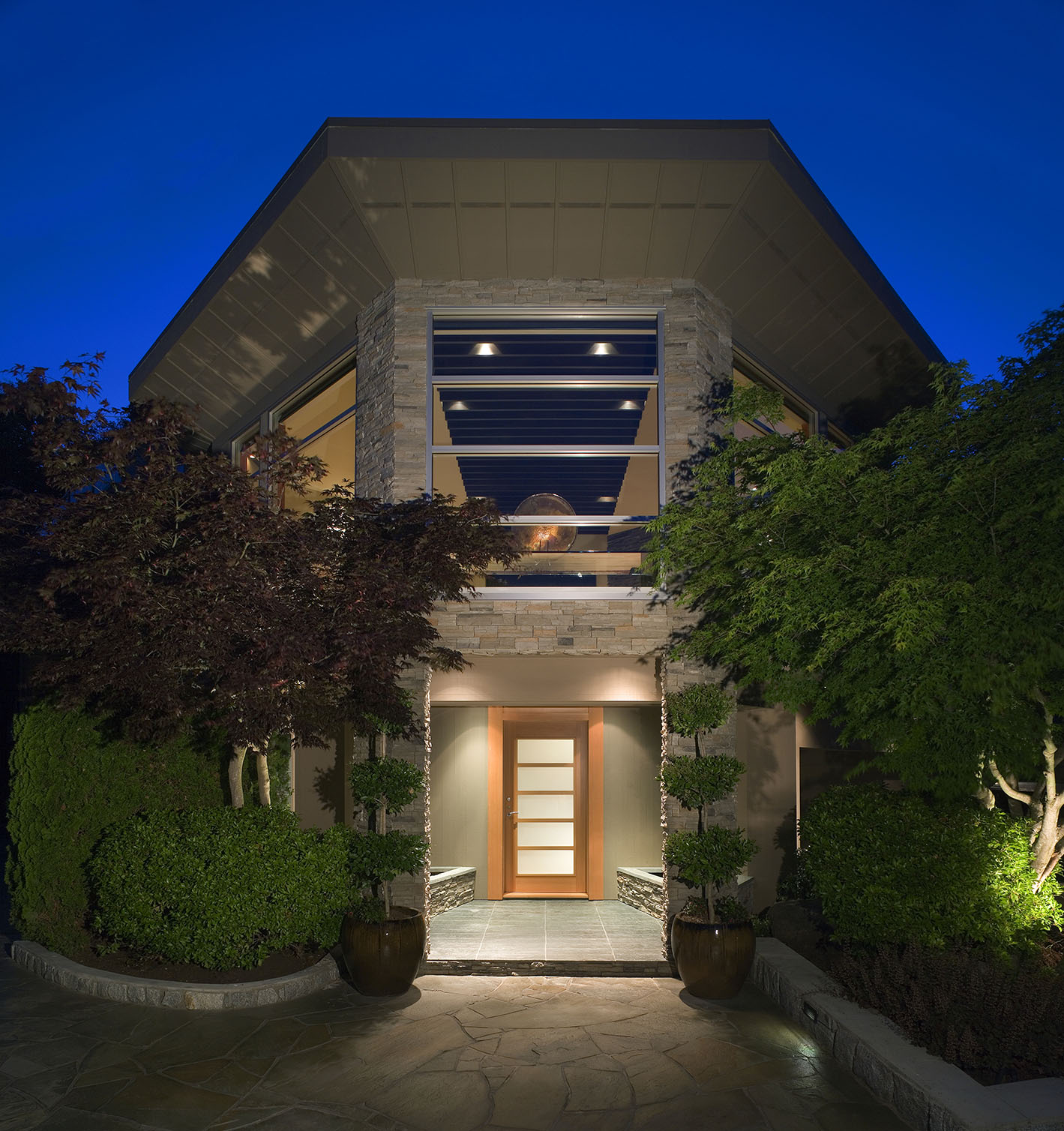 Westhill Residence  (West Vancouver, BC)