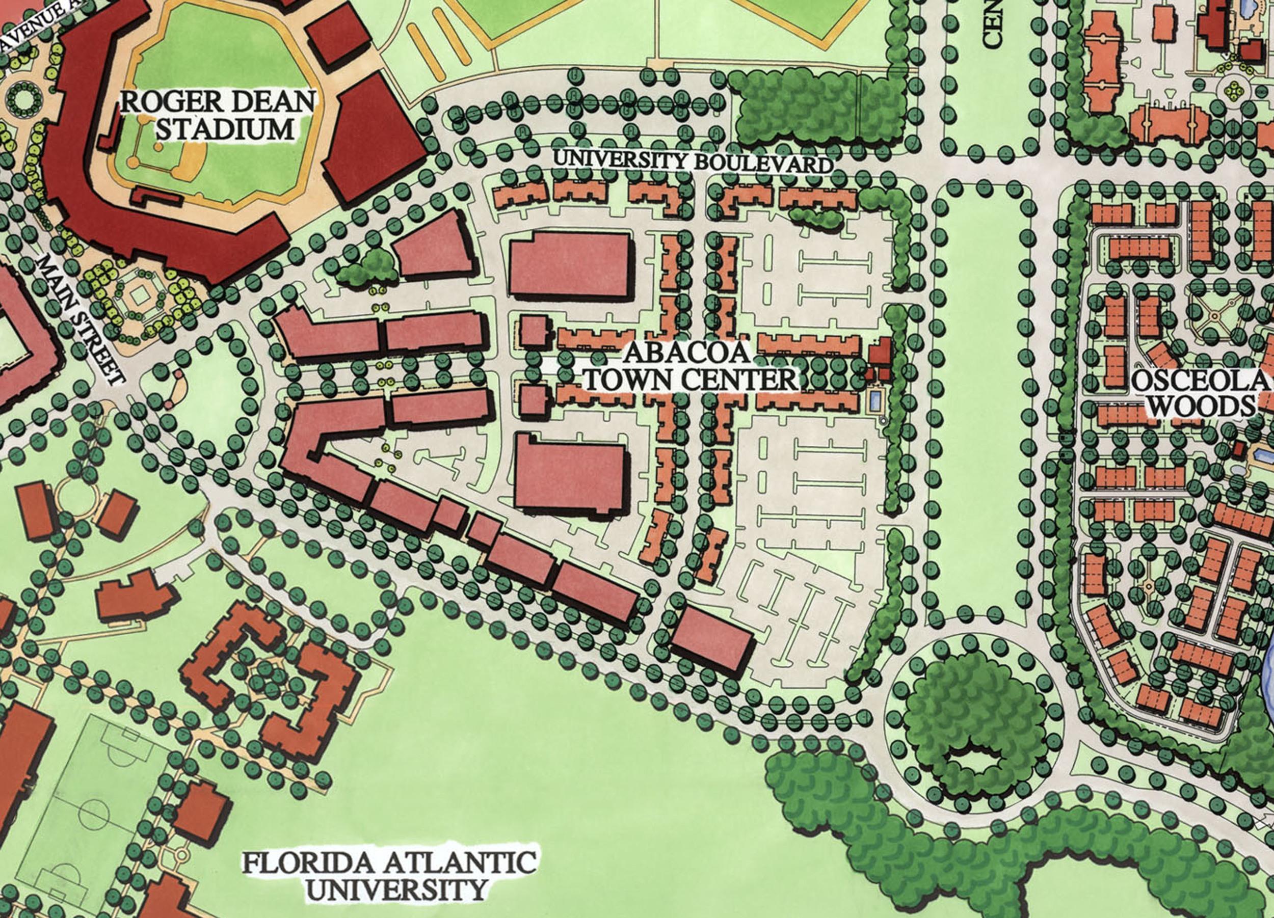 Abacoa Town Center Jupiter Florida Site Plan.jpg
