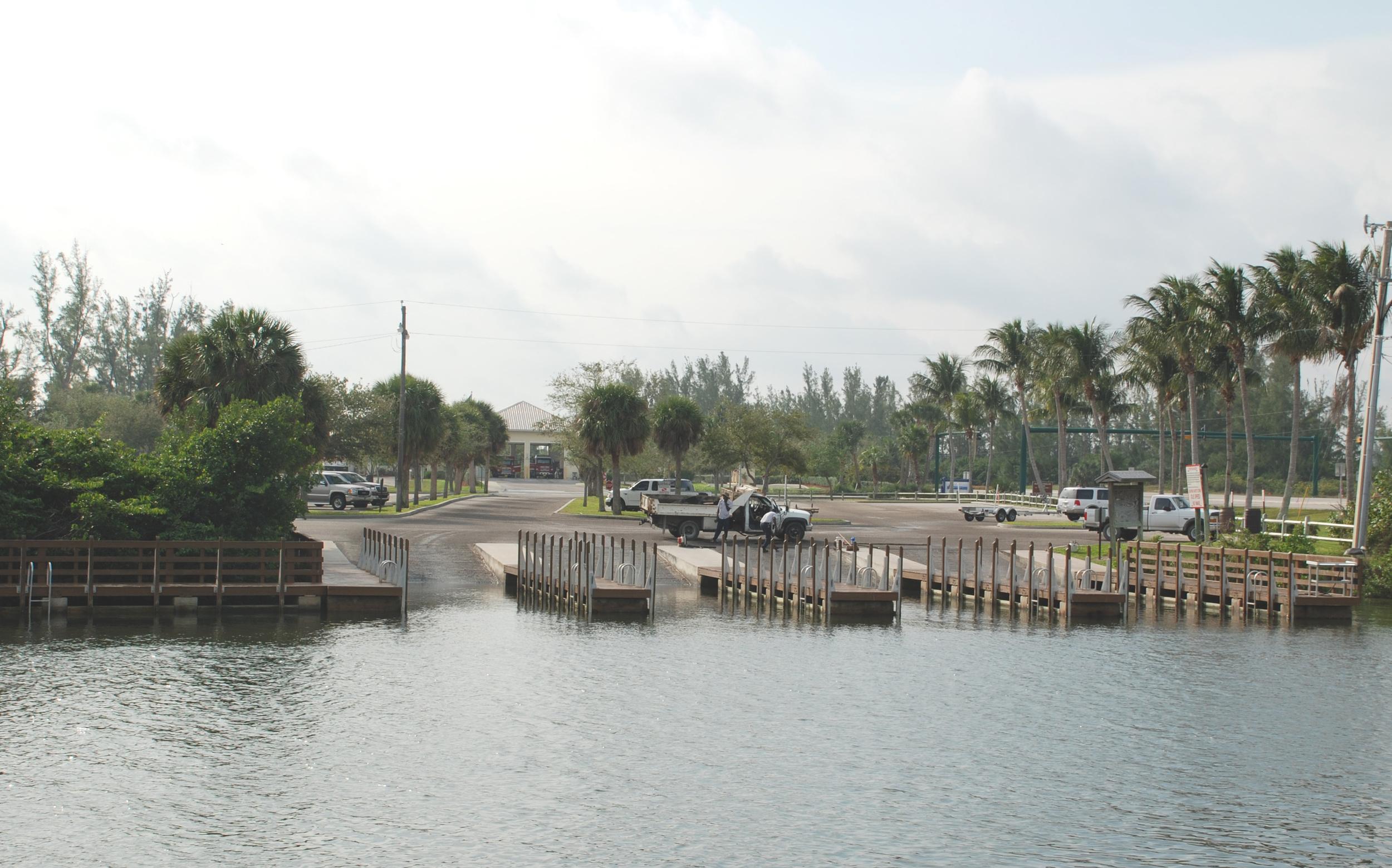 Burt Reynolds Park Palm Beach County Florida Boat Ramp.jpg