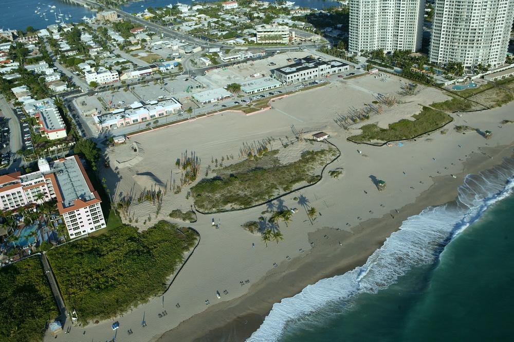 City of Riviera Beach Municipal Beach Park Ocean Mall Aerail Pre Existing Conditions.jpg