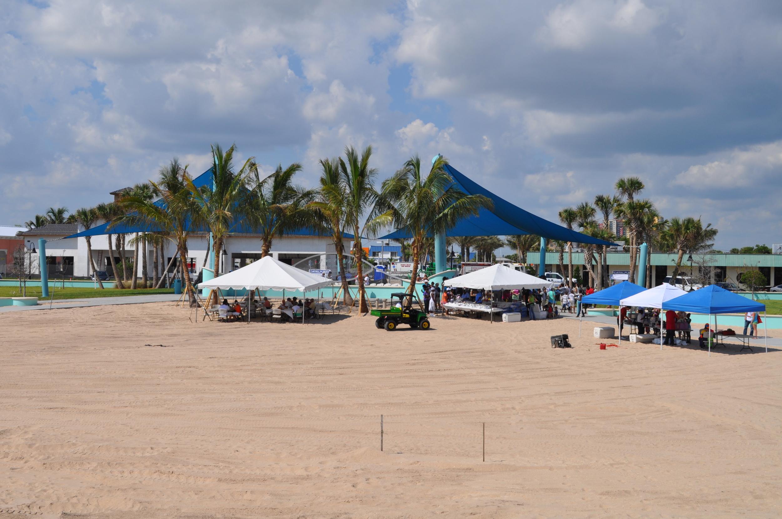 City of Riviera Beach Municipal Beach Park Ocean Mall Beach events.jpg