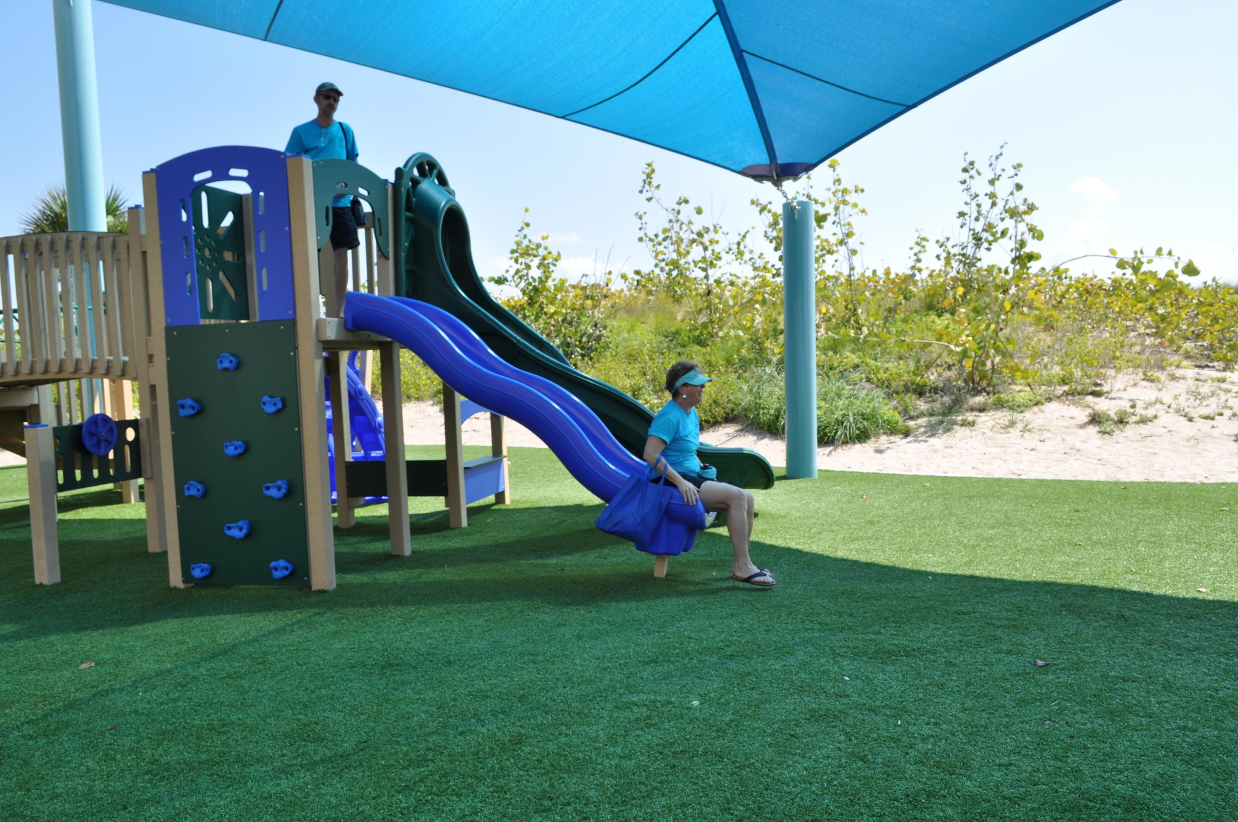 City of Riviera Beach Municipal Beach Park Ocean Mall Play Structure in Shade.jpg