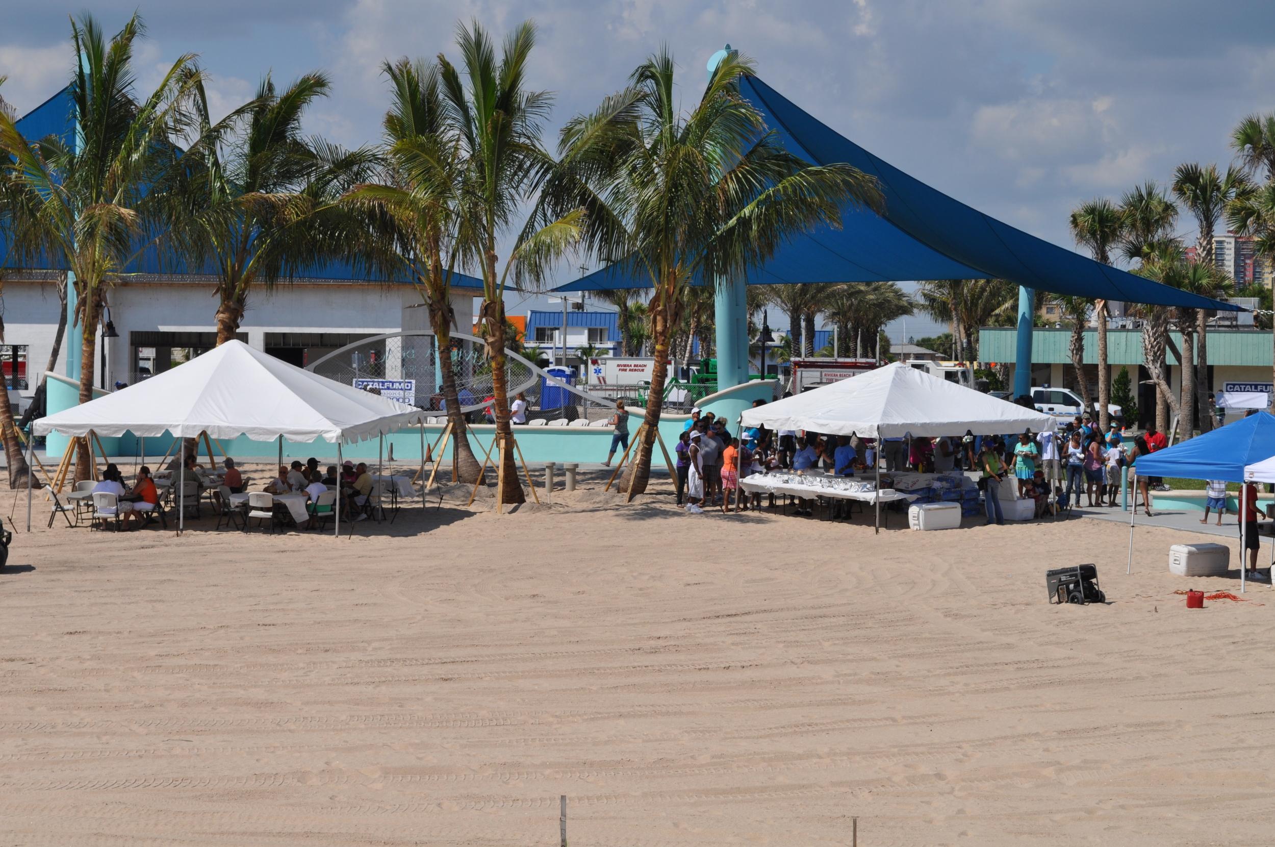 City of Riviera Beach Municipal Beach Park Ocean Mall Shade Sail Events Plaza.jpg