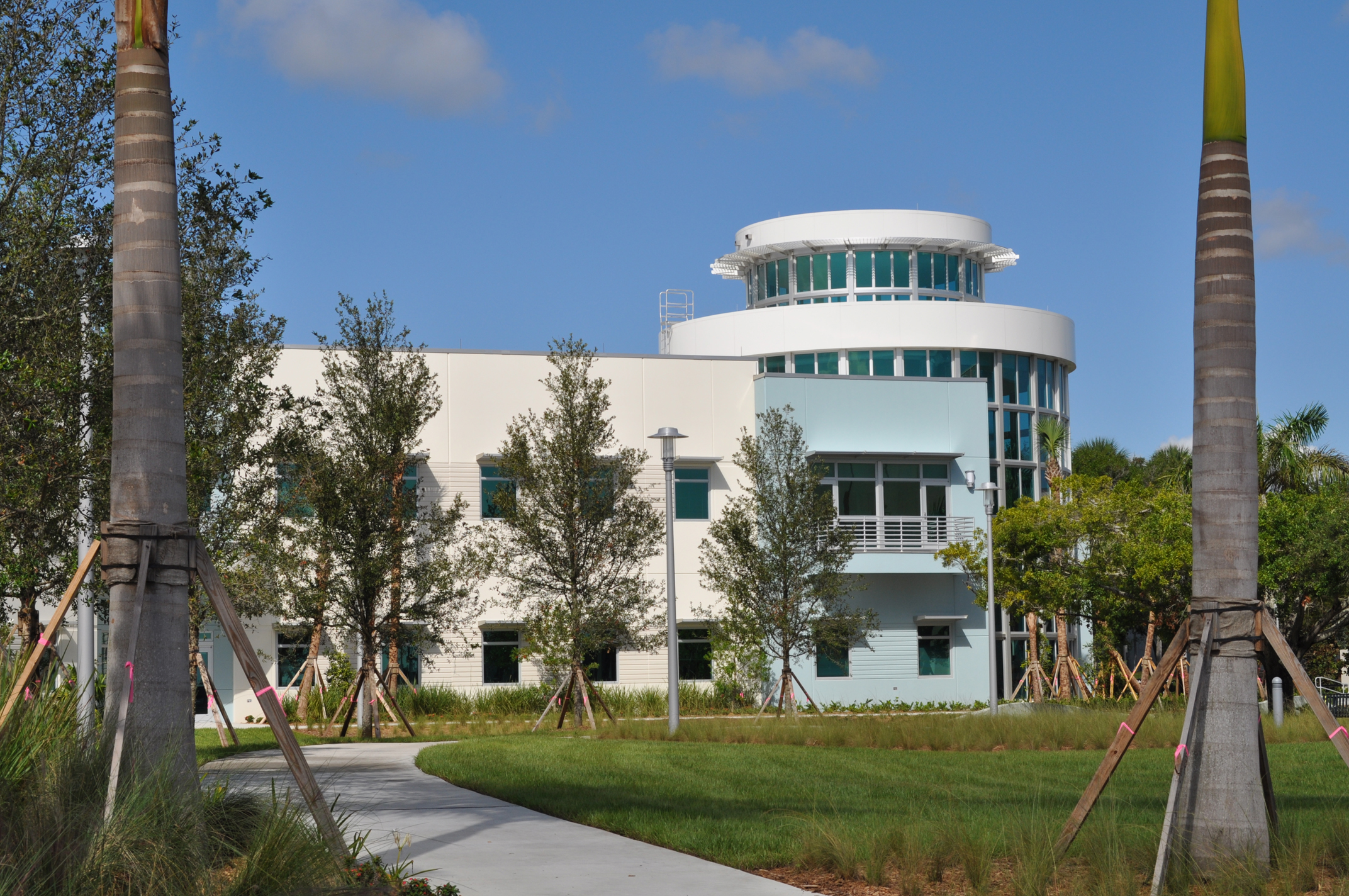 Harbor Branch Oceanographic Institute at FAU Research Laboratory II LEED Silver USGBC Building.JPG