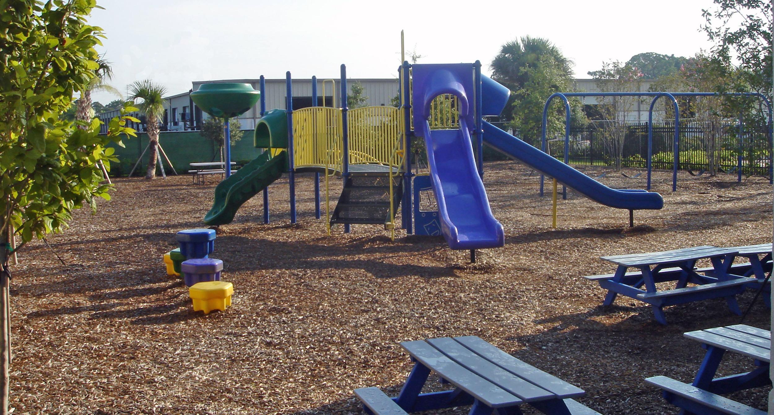 Jupiter Christian School Jupiter Florida Play Structure.JPG