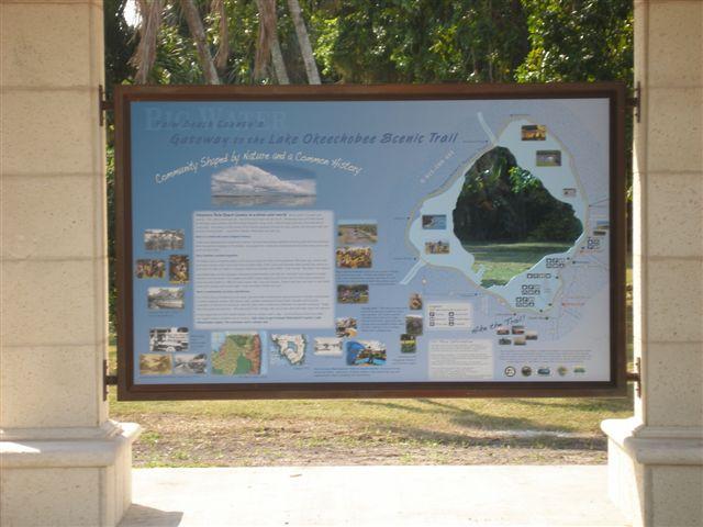 Lake Okeechobbe Senic Trail Econimic Development Sign.JPG