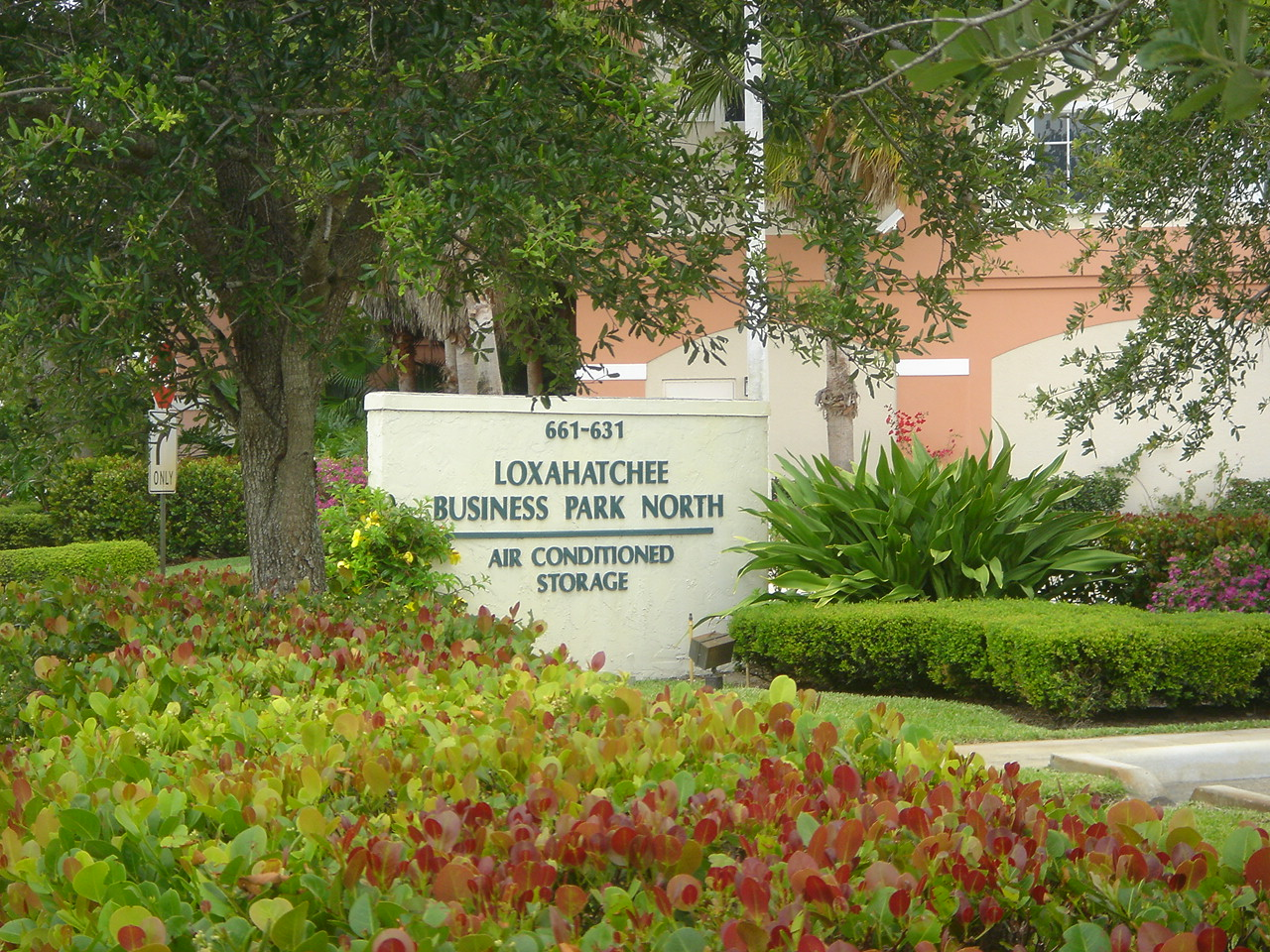 Loxahatchee Business Park Project Signage.JPG