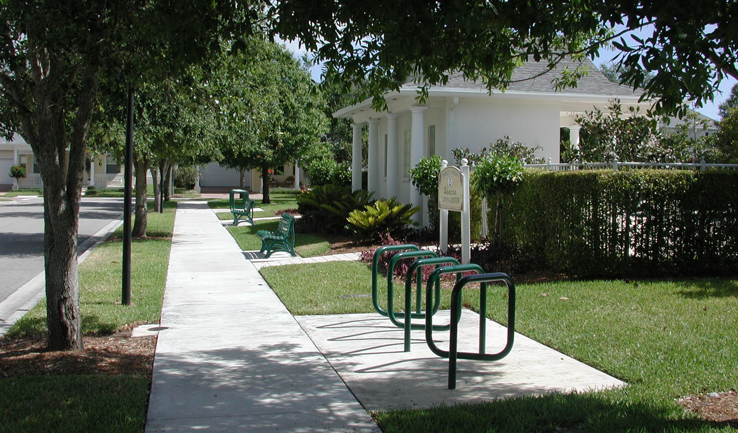 New Haven at Abacoa Jupiter Florida Community Center Bike Racks.jpg