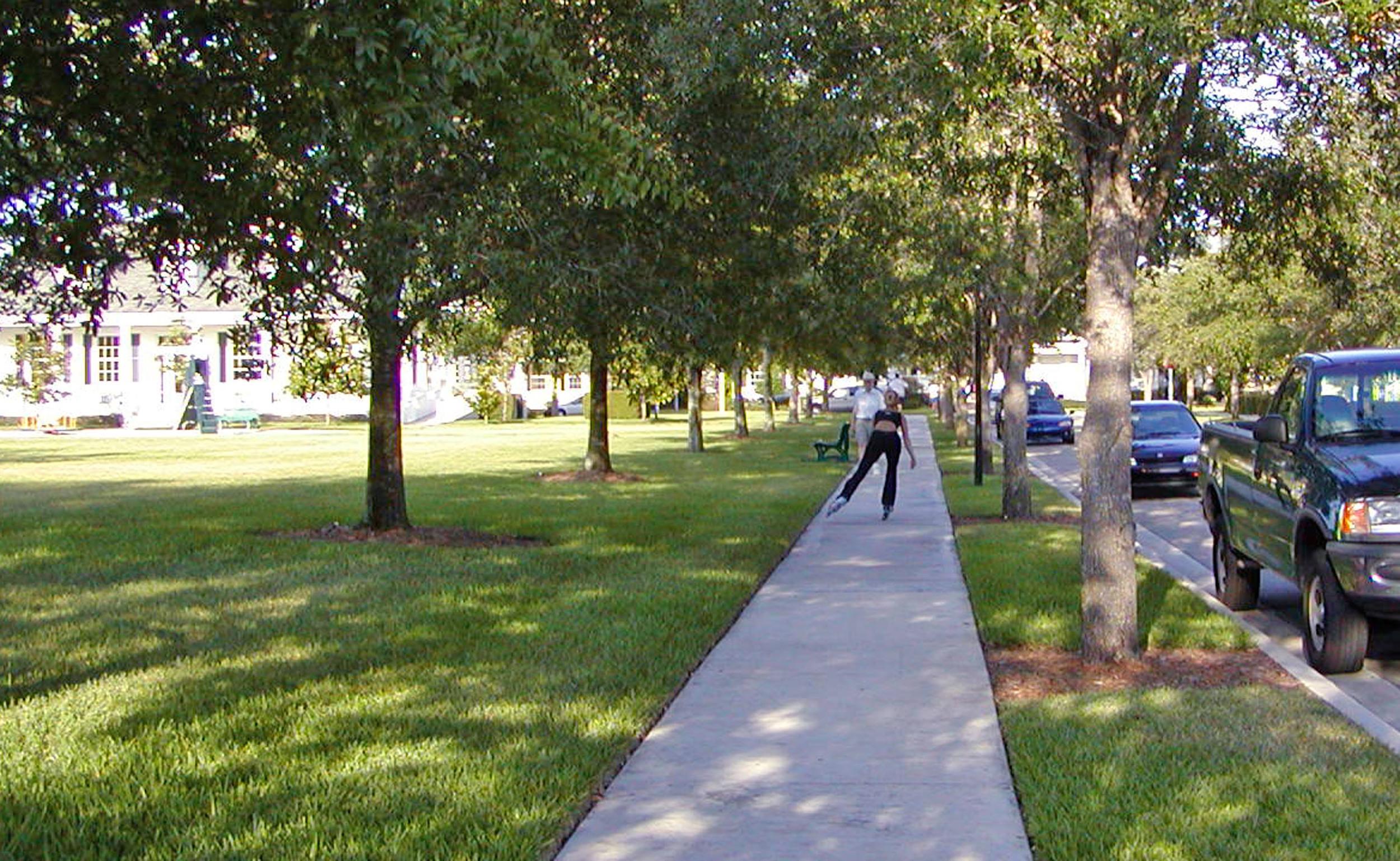 New Haven at Abacoa Jupiter Florida Pedestrian Access.jpg