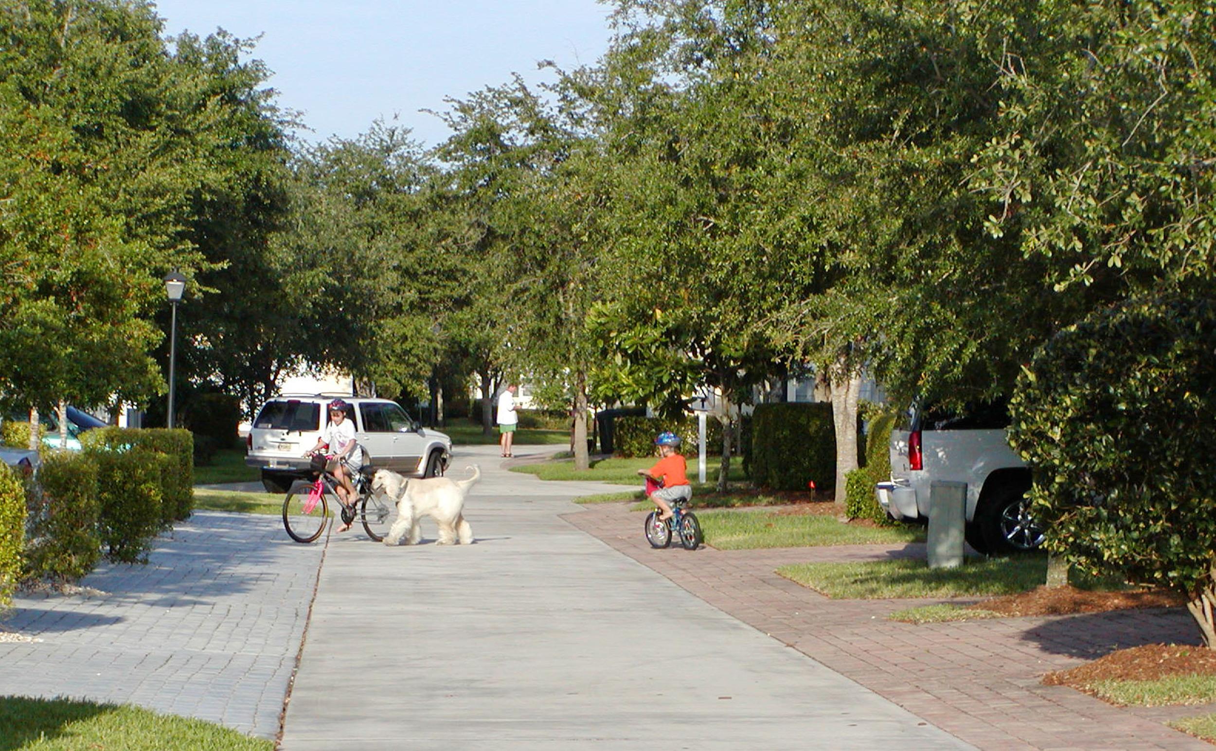 New Haven at Abacoa Jupiter Florida Rear Alley Access.jpg
